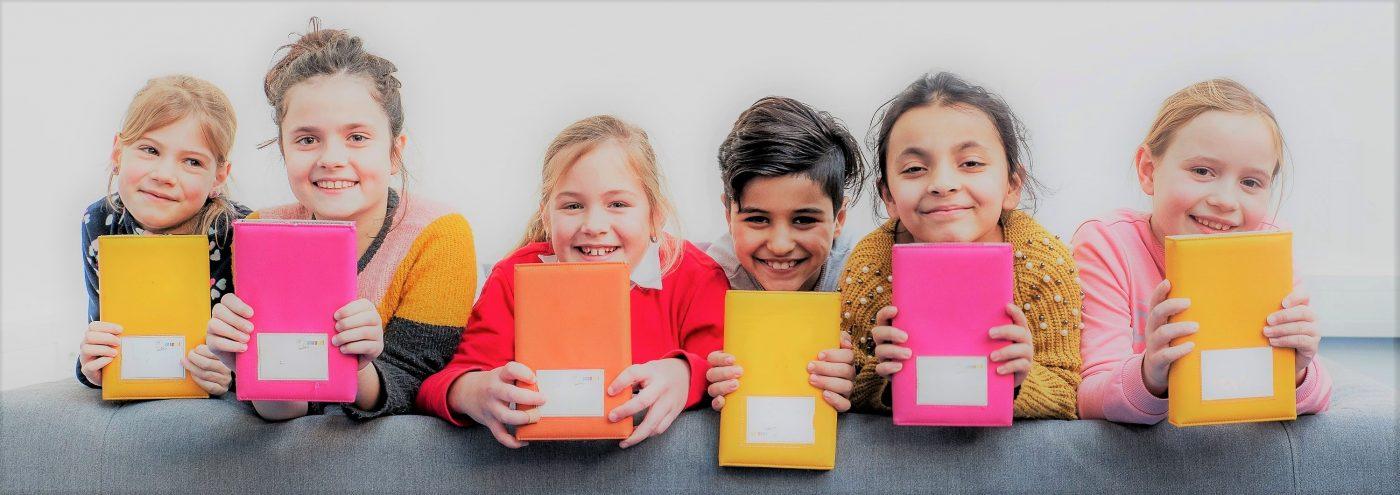 Zijlwijkschool Snappet digitaal oefenen